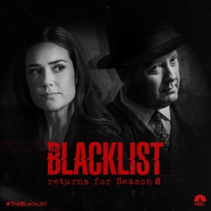 THE BLACKLIST SEASON 8